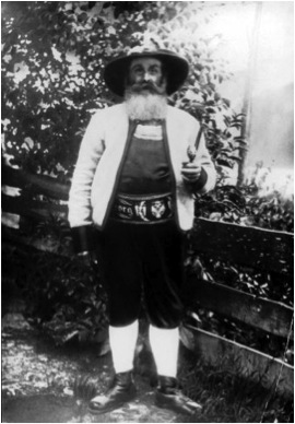 Kiendler Bauerndoktor Volksheiler Tirol