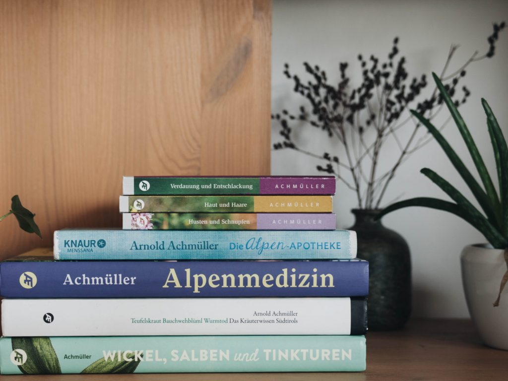 Kräuterbuch kaufen Arnold Achmüllern