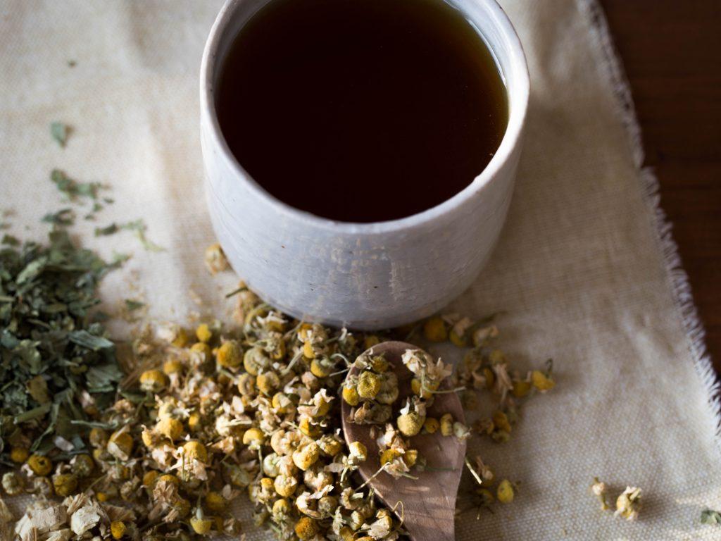 Tee gegen Sodbrennen
