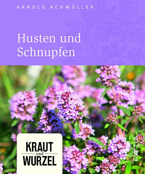 Husten und Schnupfen Buch kaufen Achmüller