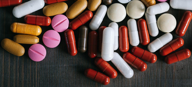 Tabletten und Kapseln